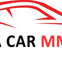 Izrada logotipa Renta Car MM Auto